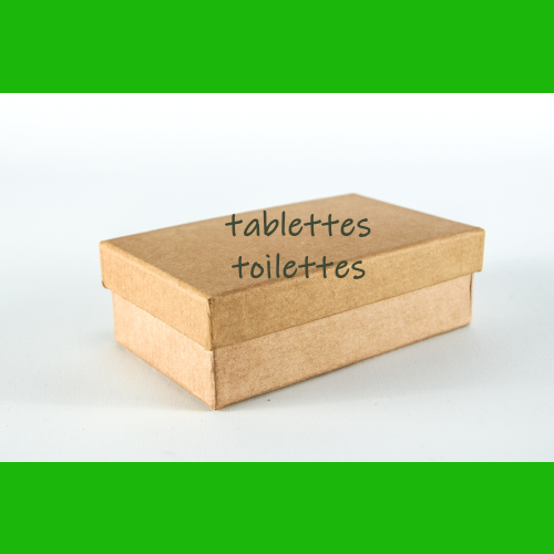 tablettes effervescentes wc